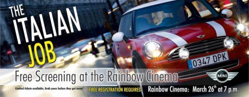 Mini - movie tickets - March 08 - v2