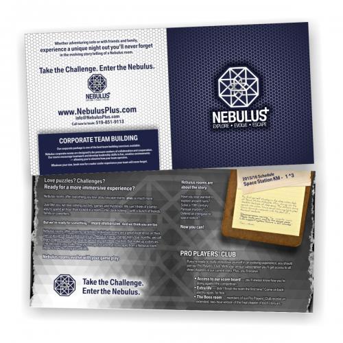 Nebulus-brochures