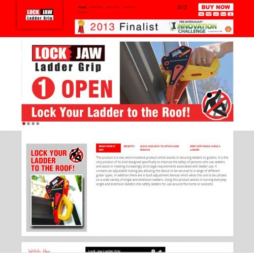 LockJaw Website